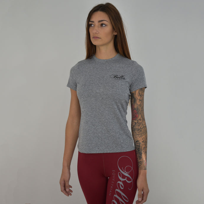 Technical T-Shirt - Grey