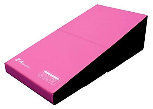 Z-Athletic ZATH-Incline-J-P Junior Incline Cheese Mat Wedge Mat for Gymnastics, Cheerleading Pink - Eatsleepflip