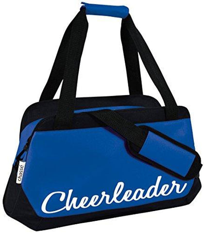 Chassé Girls' Micro Cheerleading Duffle Bag - Royal - Eatsleepflip