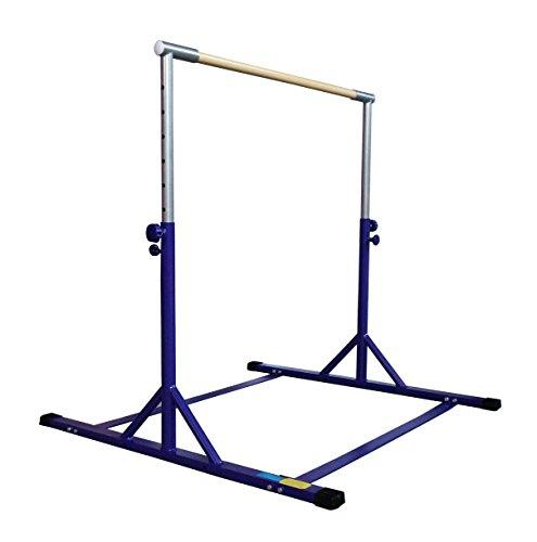 Z-Athletic Gymnastics Expandable Kip Bar (Purple) - Eatsleepflip