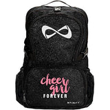 Cheer Girl Life Glitter Nfinity Bag: Nfinity Sparkle Backpack Bag - Eatsleepflip