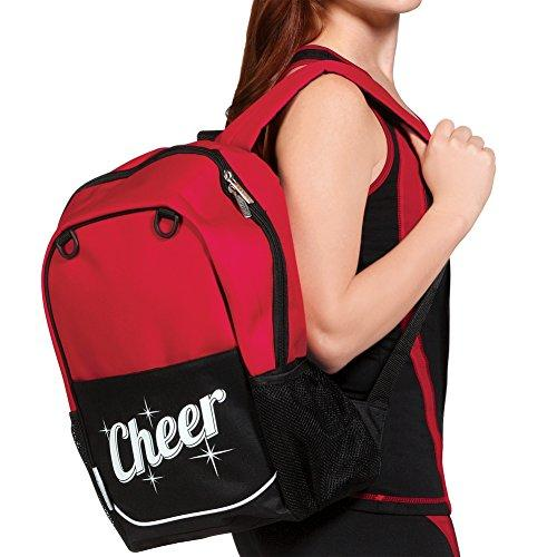 Chassé Girls' Shine Backpack Maroon - Eatsleepflip