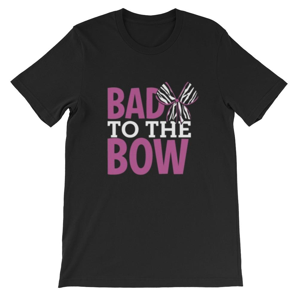 Bad To The Bow T-Shirt - Eatsleepflip