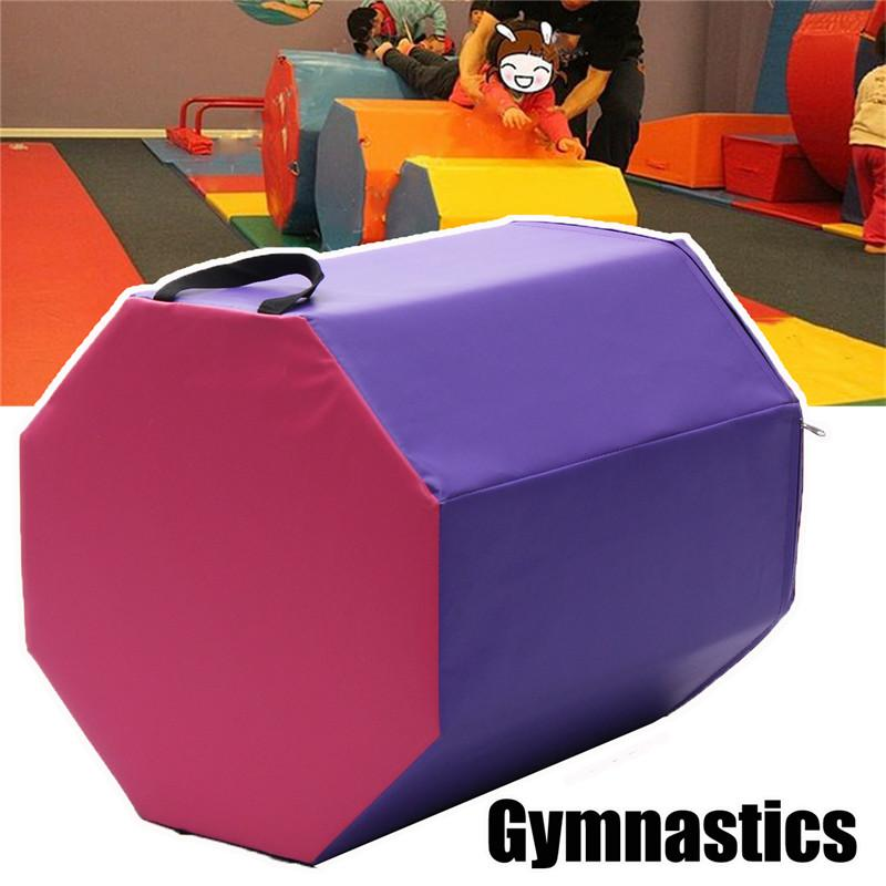 Octagon Gym Mat Skill Shape Exercise Preschool Kids Column Tumbler Gymnastics  Children Gym Equipment - Eatsleepflip