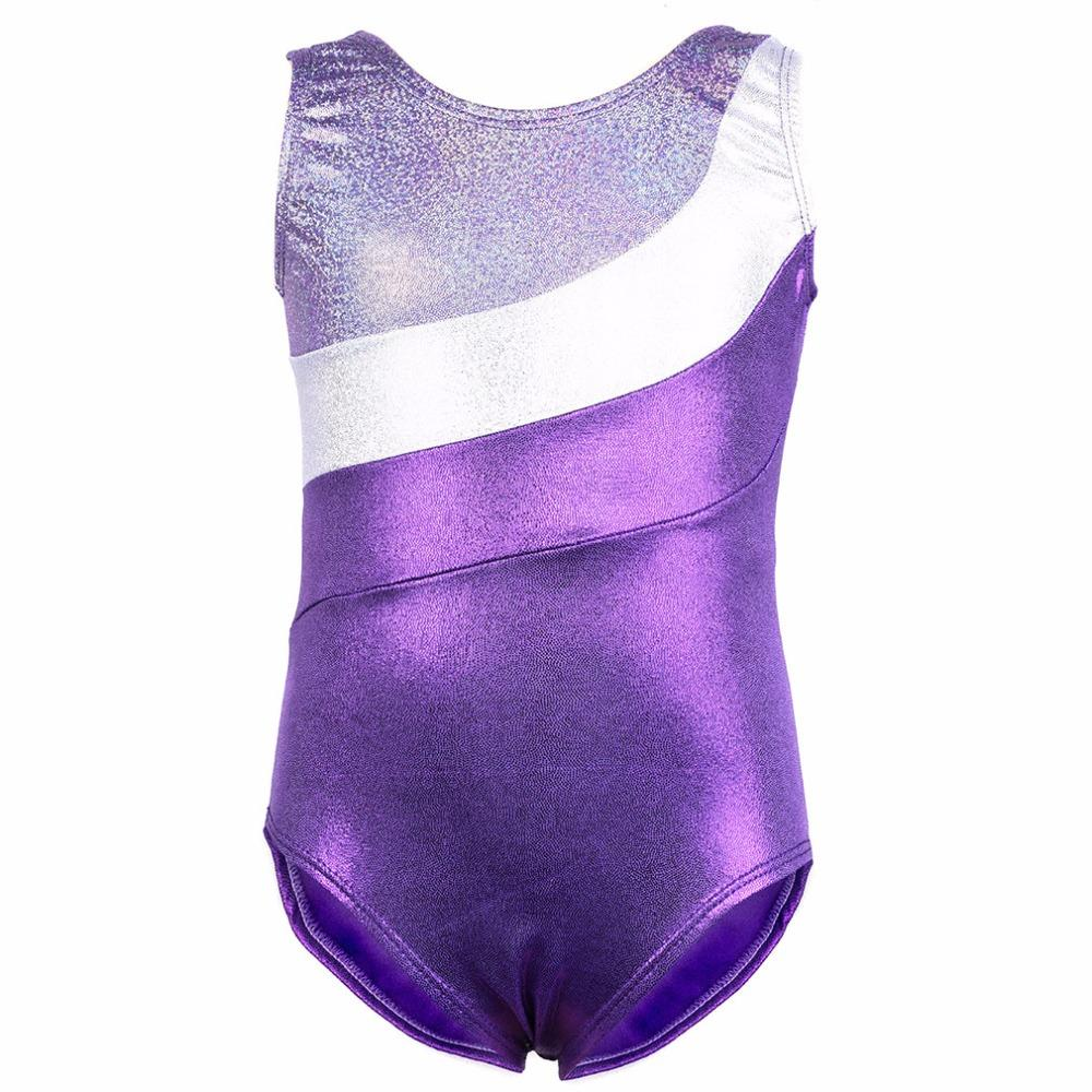 Girls Gymnastics Leotard