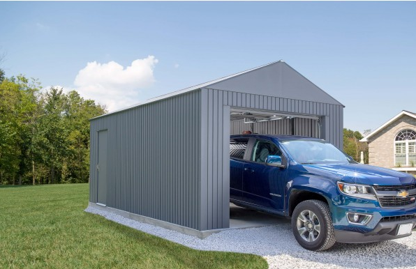Choosing the right prefabricated storage solution