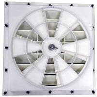 ShelterLogic 11300 Vent Kit Rear