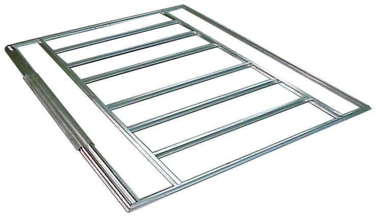 Accessories - Shed Floor Frame Kit For 8 X 5 Ft. For Admiral And Viking Sheds (Swing Doors)