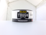 Accessories - ShelterLogic Transparent Scotch Tough Duct Tape