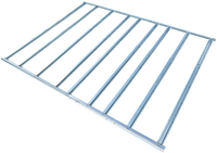 steel shed floor kit, metal shed floor kit, arrow sheds floor kit, flooring for shed, Ezee shed kit, EZEE shed floor kit