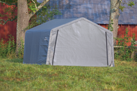ShelterLogic 12 x 12 x 8 ft. Gray Shed-in-a-Box