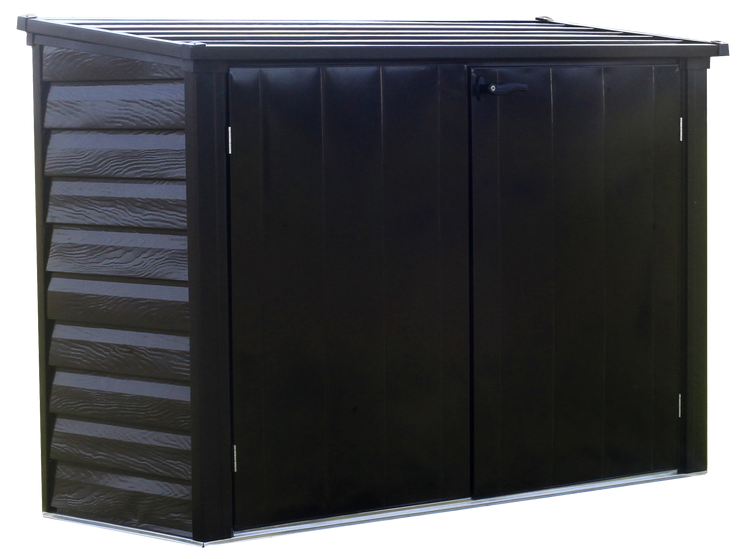 Versa 6 x 3 ft.  Steel Storage Shed