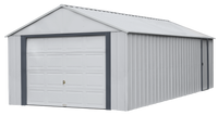 Arrow Murryhill 12 x 24 Garage, Steel Storage Building,  Prefab Storage Shed