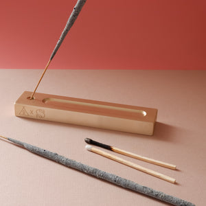Earl of East x Swarf incense holder