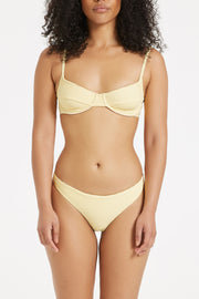 Signature Skimpy Brief - Lemon