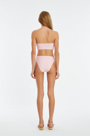 Signature Bandeau Top - Pink