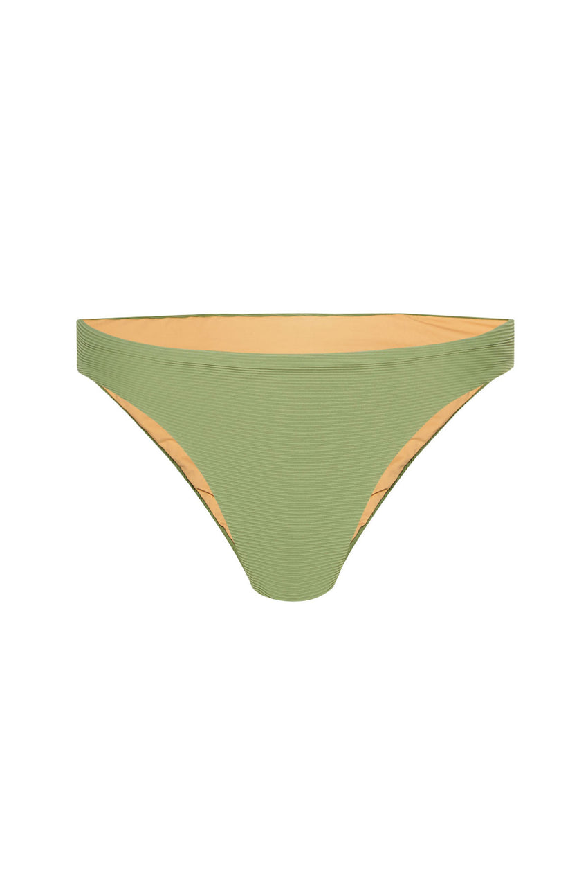 Signature Classic Brief - Tallow Green