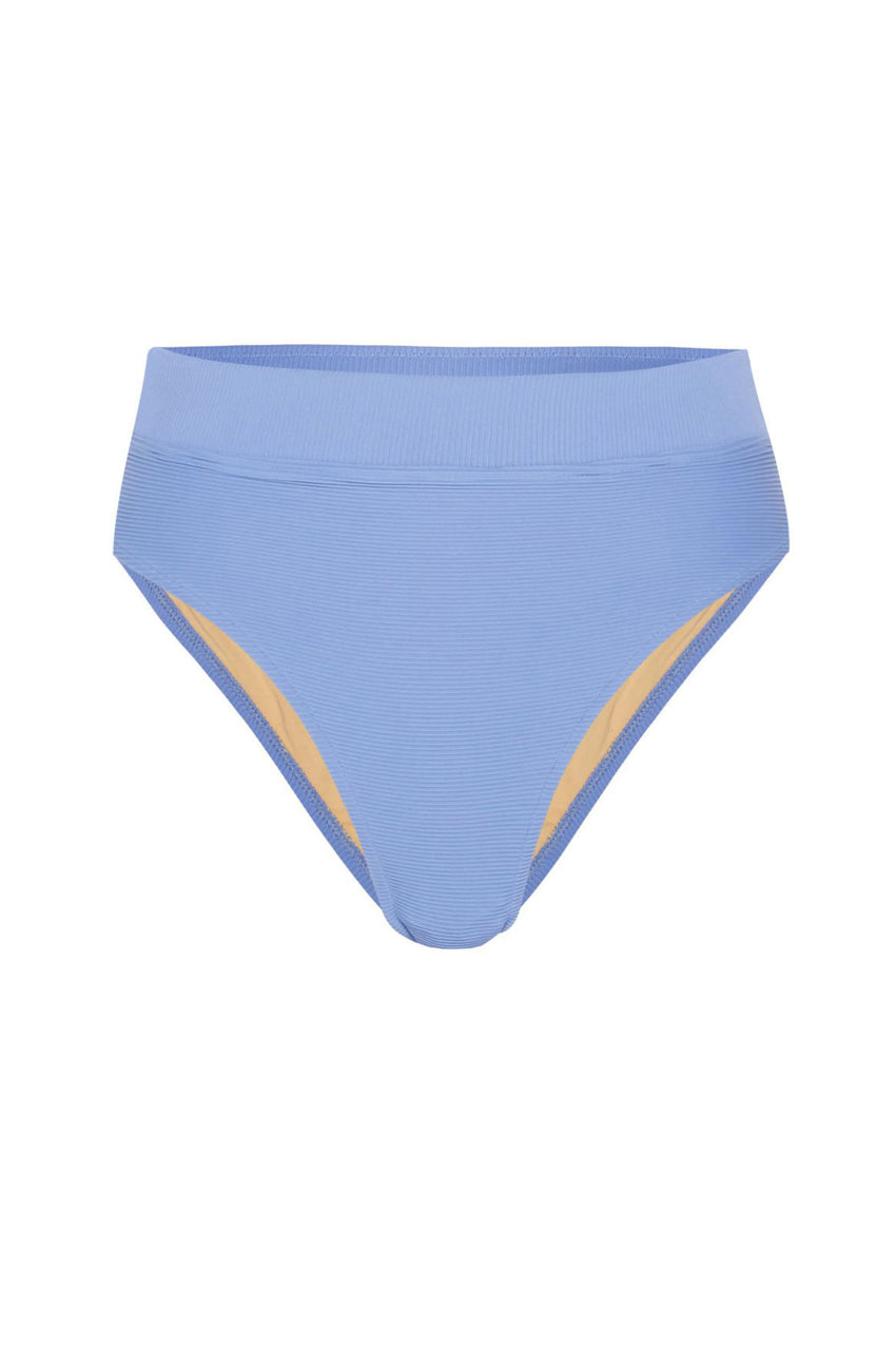 Signature High Waisted Brief - Sea Blue