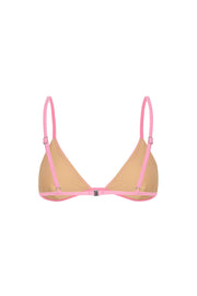Signature Skimpy Tricup Top - Hot Pink