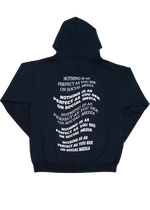 NOTHING IS AS PERFECT ZIP HOODIE ** PRE-SALE **