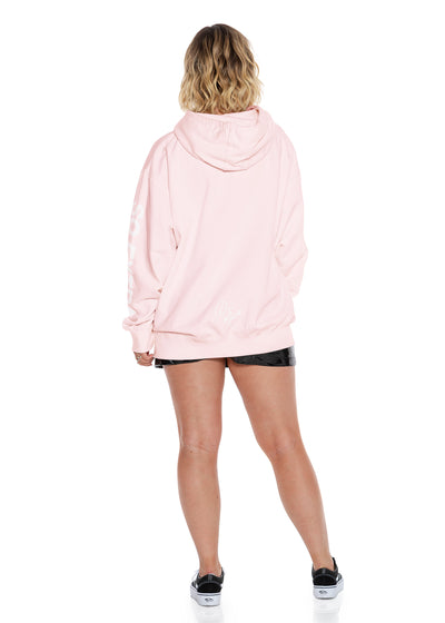 LIMITED EDITION PINK SO EXTRA PULLOVER HOODIE
