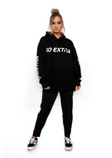 LIMITED EDITION BLACK SO EXTRA HOODIE