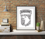 "101st Airborne ""Screaming Eagles"""