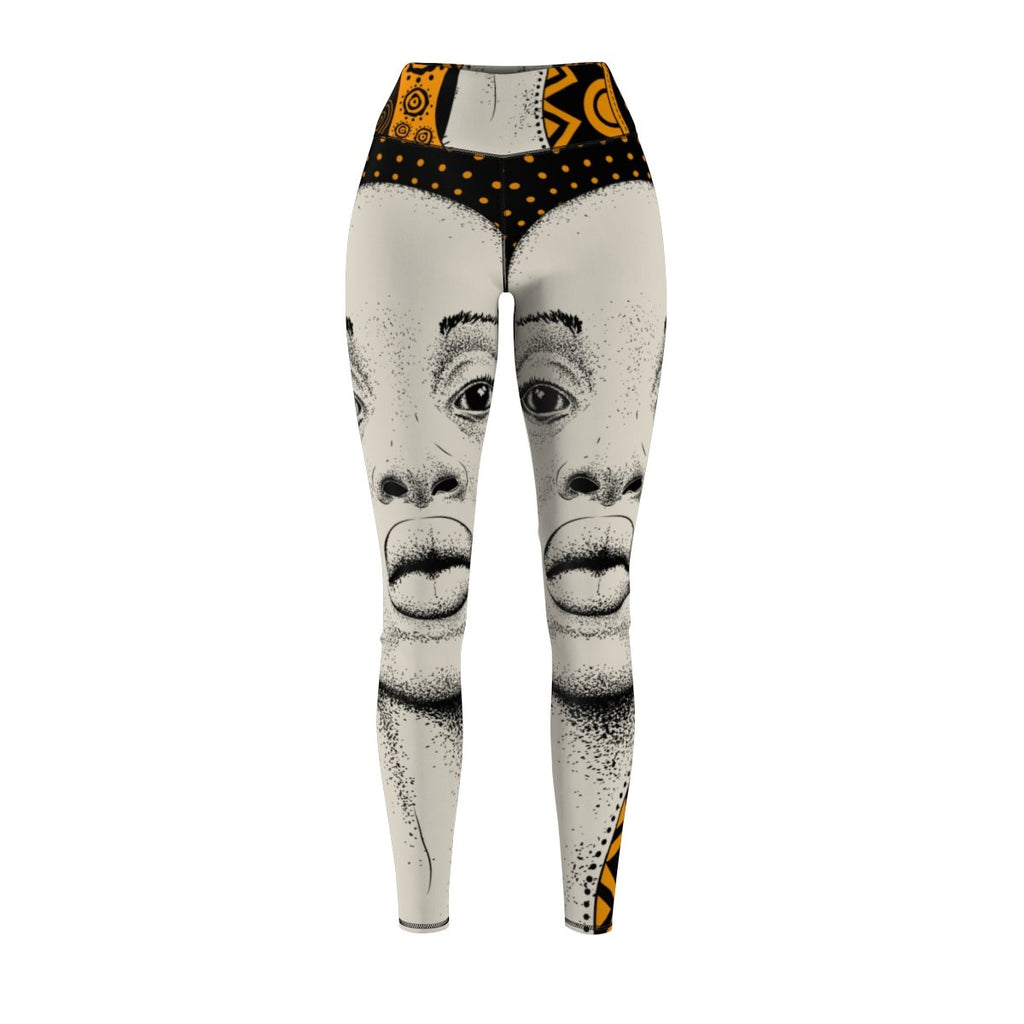 Mother Of Peace Leggings