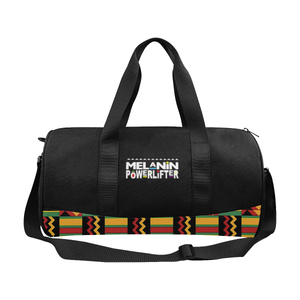 Kente Duffle Bag