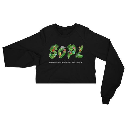 Motherland Crop Sweater