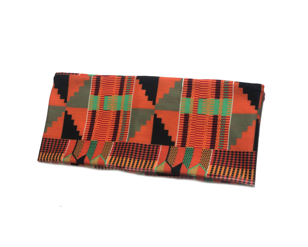 Dark Kente Headband
