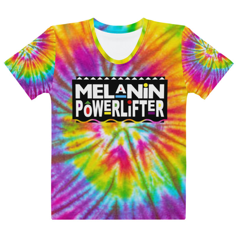 LGBT Limited Edition  Melanin Powerlifter T-Shirt