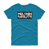 The Melanin Powerlifter Tee