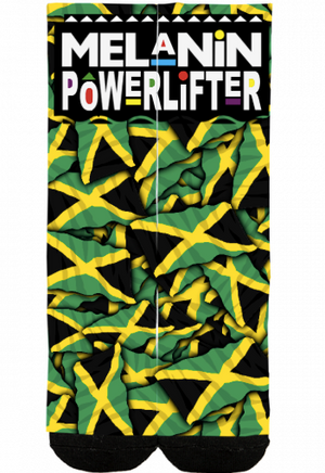 JAMAICAN deadlift socks