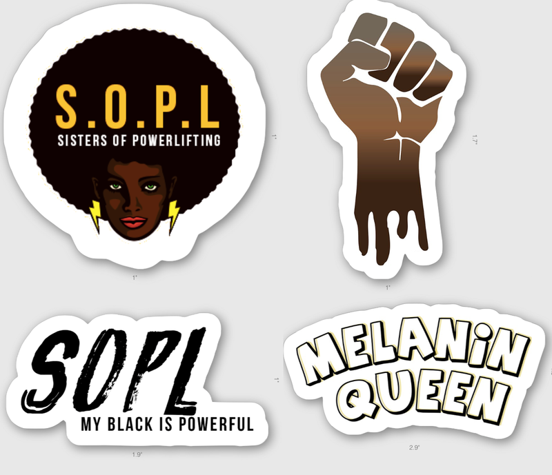 #SOPL Og Sticker Pack