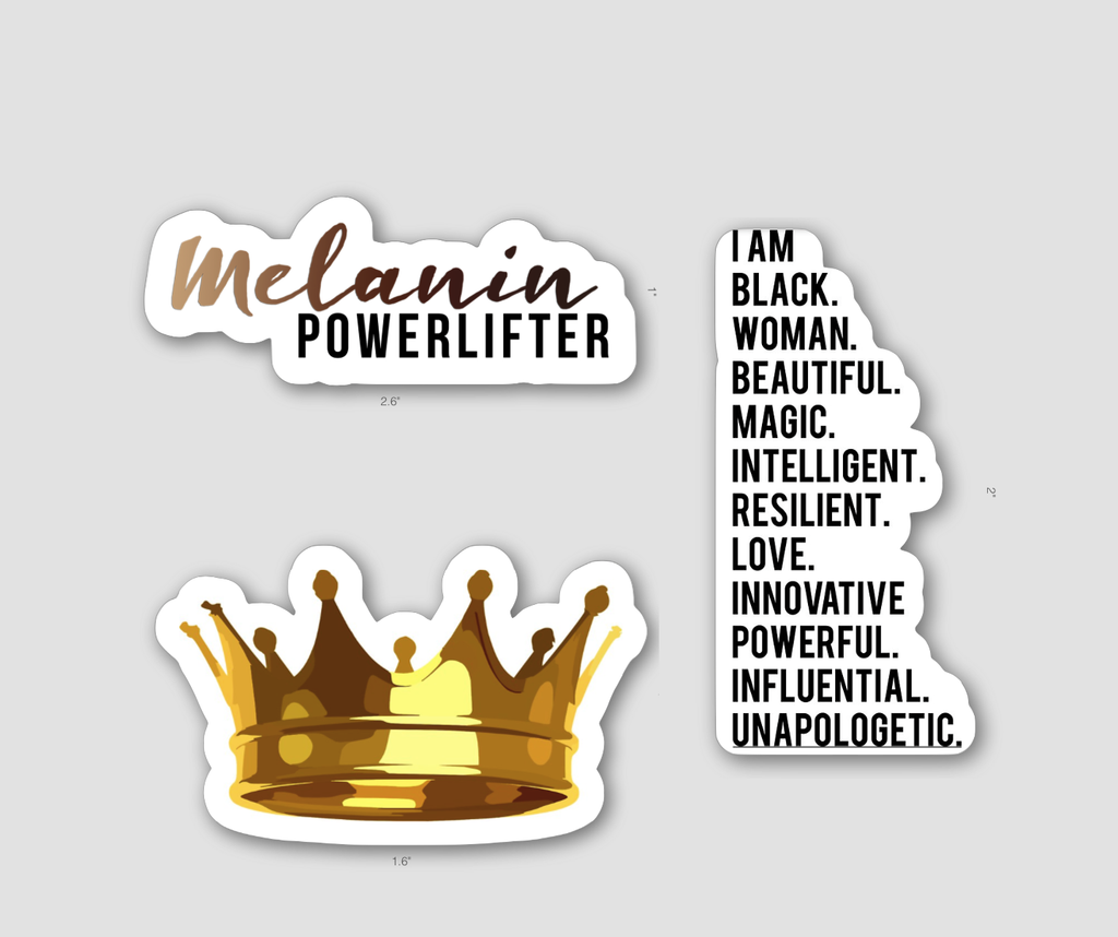 Queen Sticker Pack