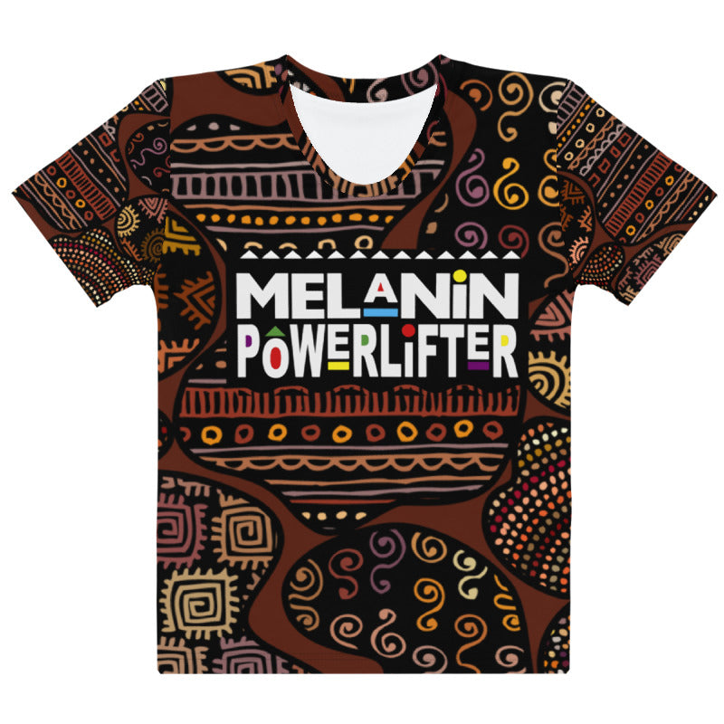 Limited Edition Melanin Powerlifter T-Shirt