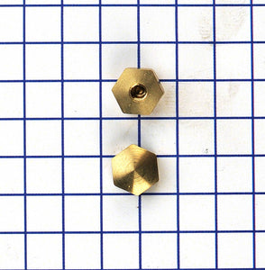 GP009 - Brass Nut (2)
