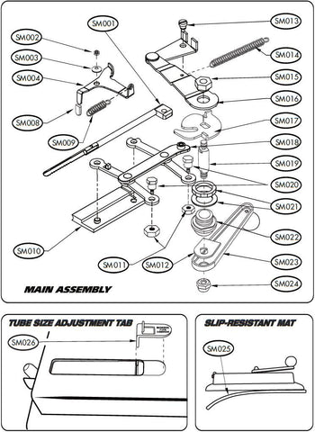 SM026 - Tube Size Adjustment Tab