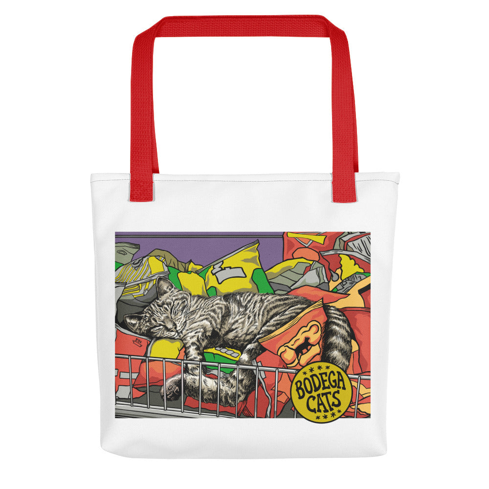 Chips Premium Tote Bag