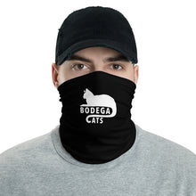 Load image into Gallery viewer, Cat Burglar Neck Gaiter (Black)