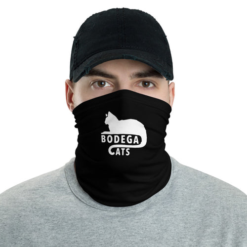 Cat Burglar Neck Gaiter (Black)