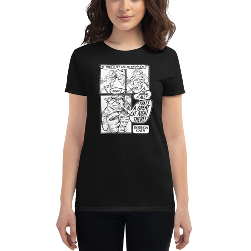 Great Cat Women's Tee