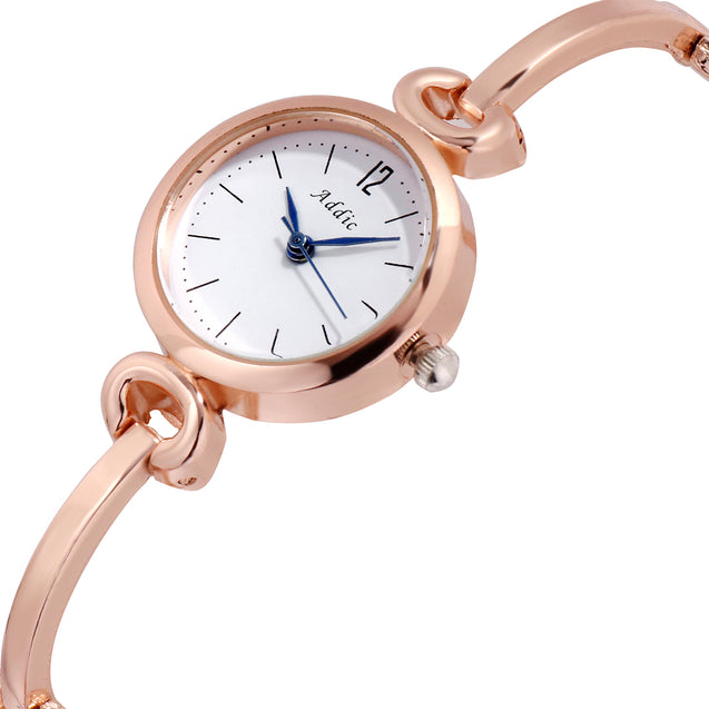 Addic Mad Over Bangles Rose Gold Girls & Women's Watch