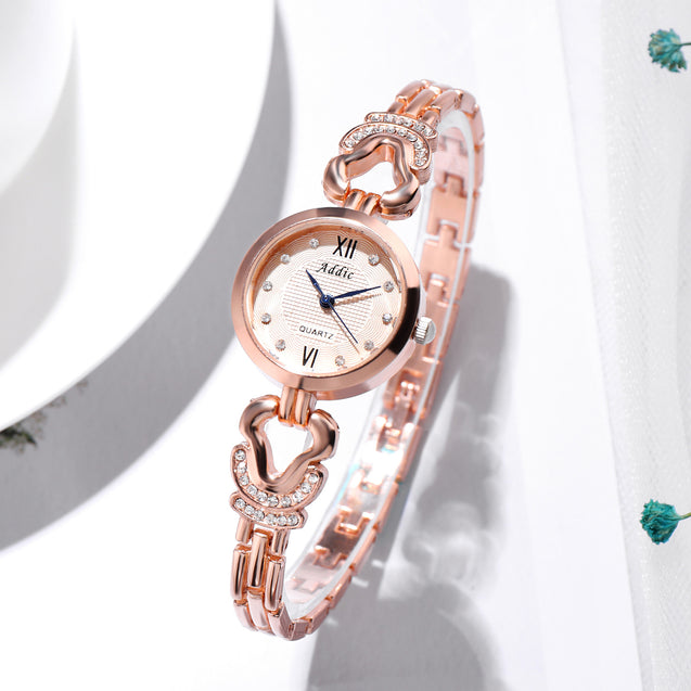 Addic Princess Of Eden Rose Gold Girls & Women's Watch