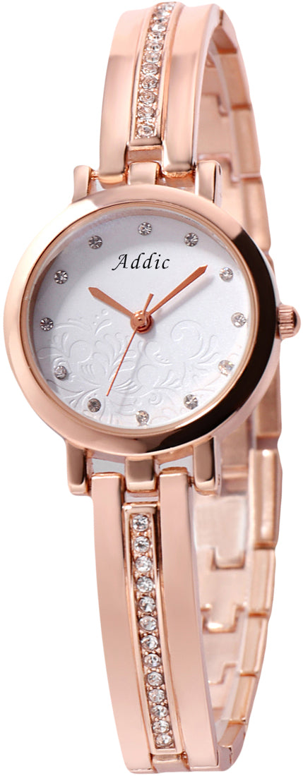 Addic Royalty Redefined Rose Gold Women's & Girls Watch