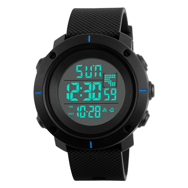 Skmei Stunning Digital Multifunctional Waterproof Watch For Men's & Boys.