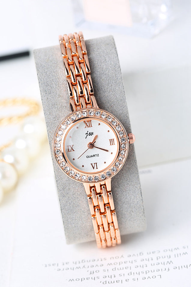 Addic Glamorous-Diva Rose Gold Girl's & Women's Watch