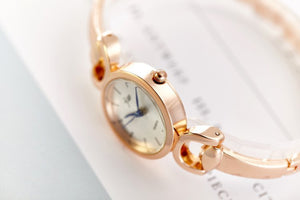 Addic Beauty With Ethnic Touch RoseGold Watch for Girls & Women's.