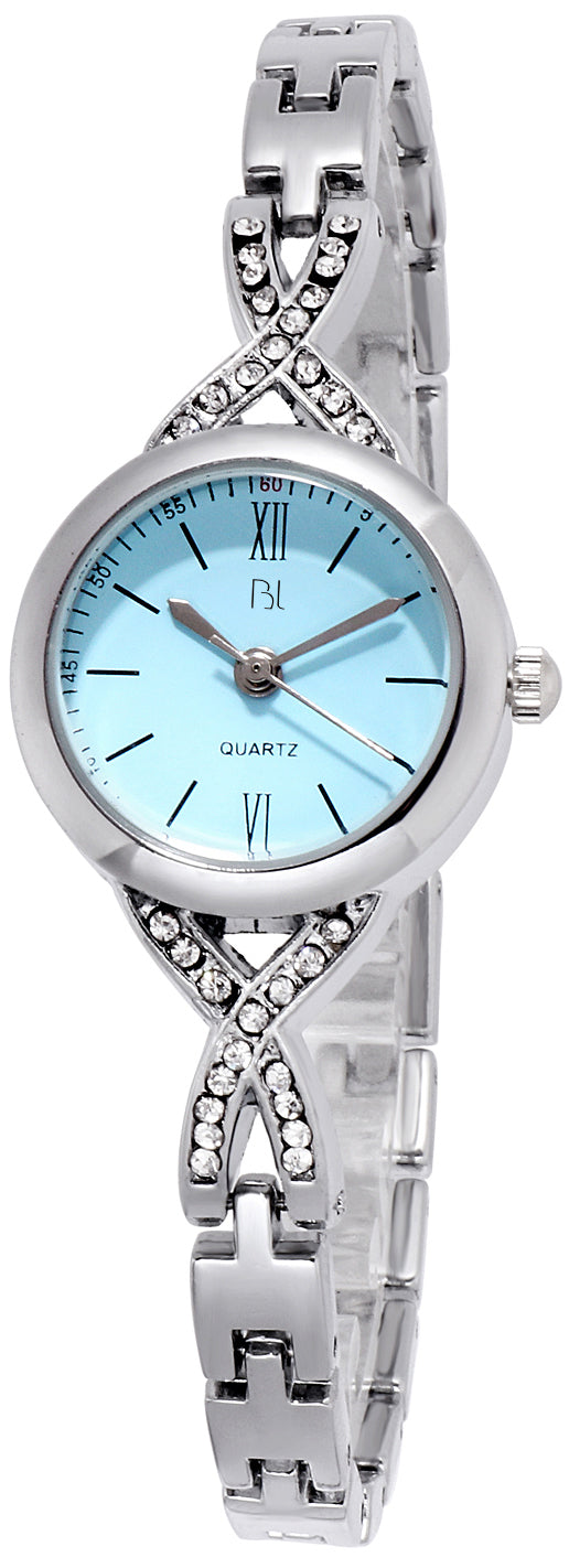 Addic BL Hues of Blue Office Cum Casual Watch for Women & Girls.